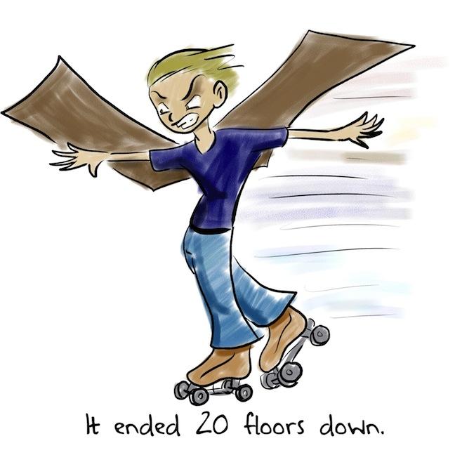 20 Floors