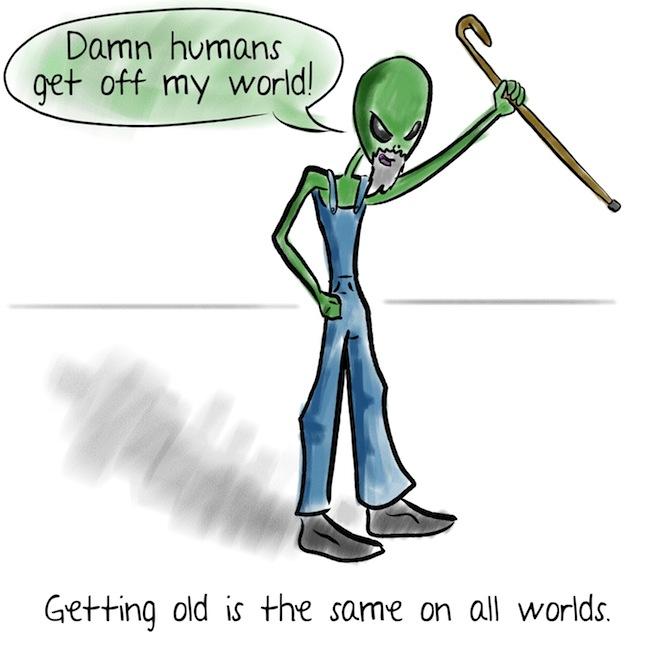 Damn Humans