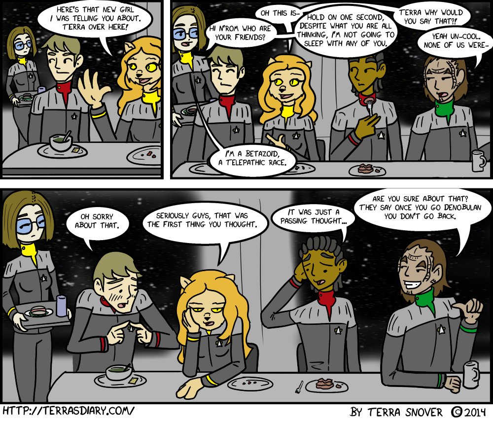 My Life in Starfleet Part Two