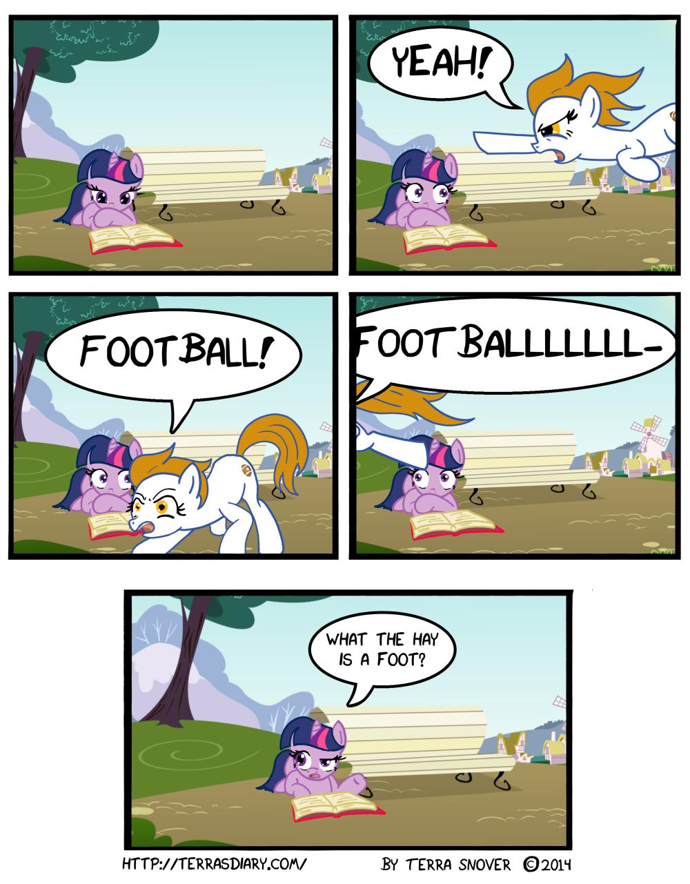 Foot?