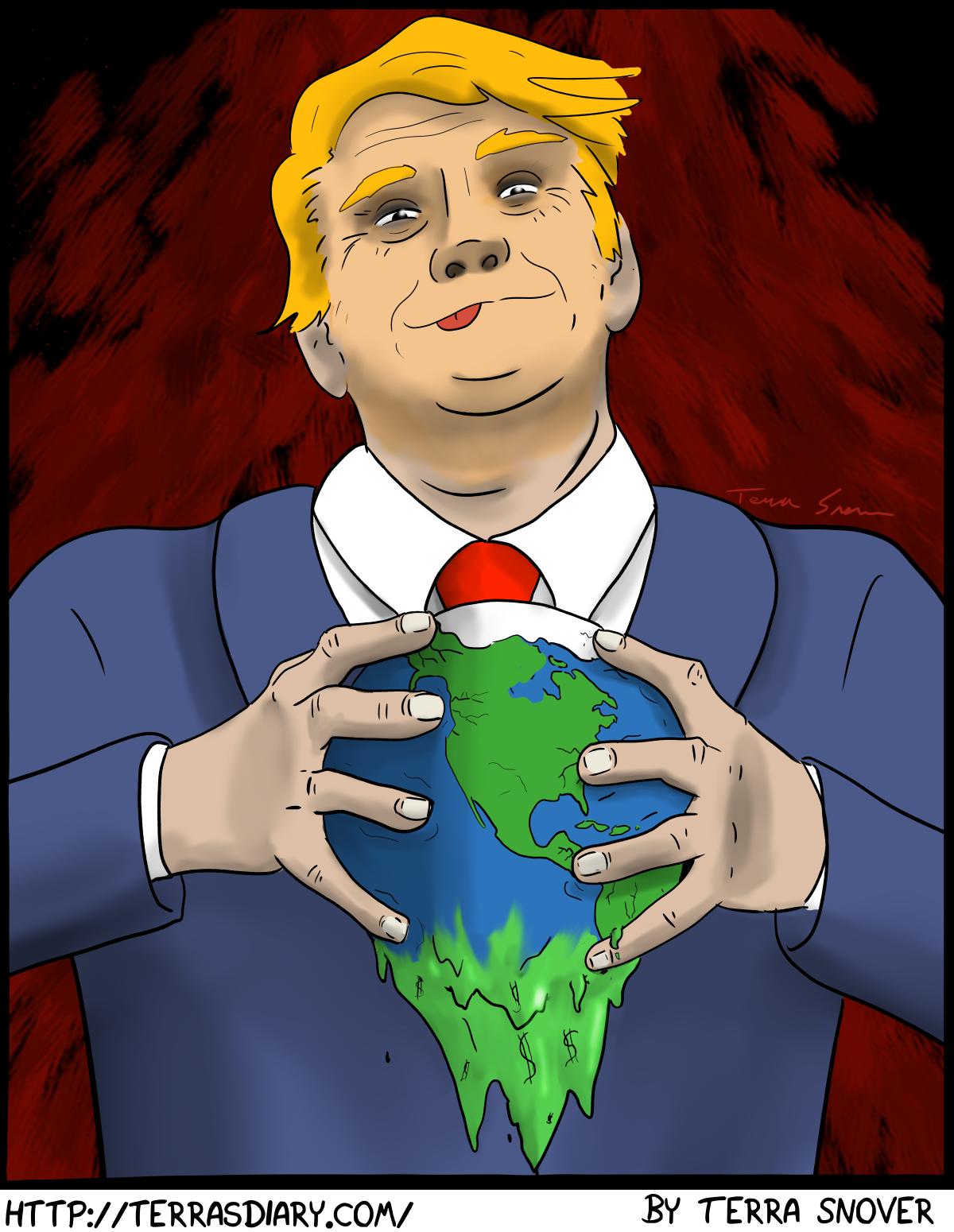 Trump land