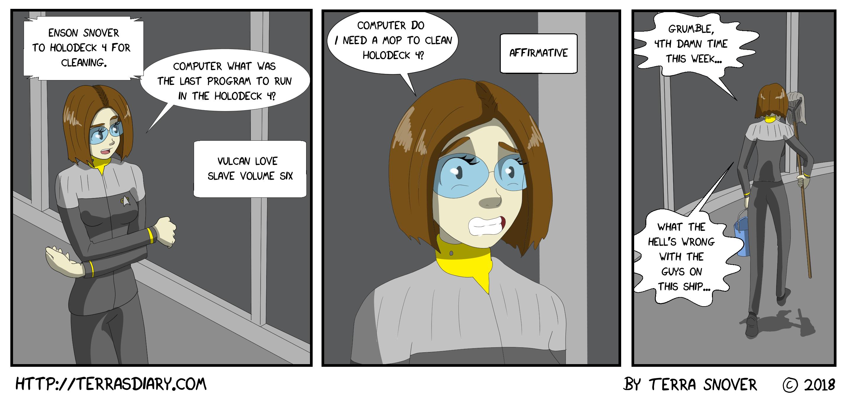 My Life in Starfleet Part Five